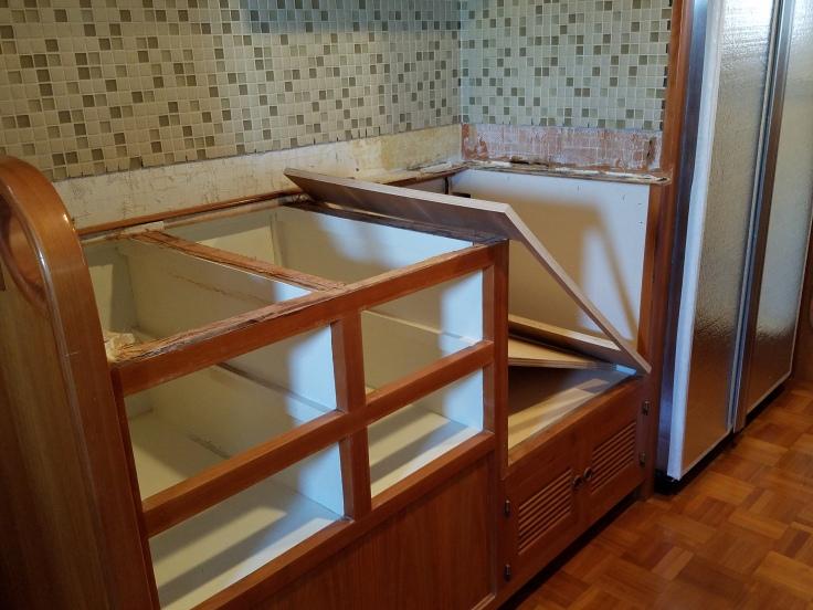 oven make-over