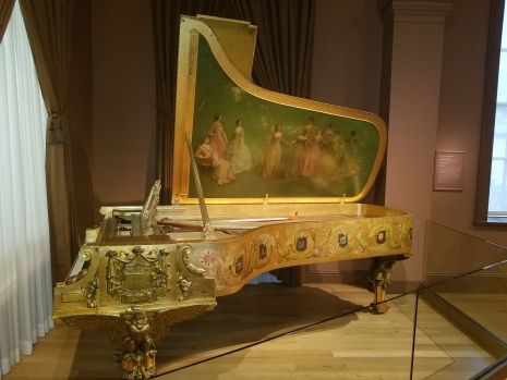 Piano from the American Art Museum