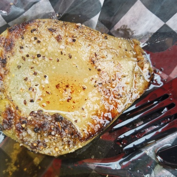 Grilled Chayote Squash