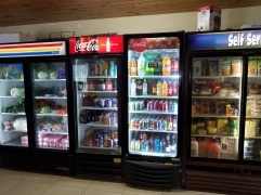 The refrigerated department.
