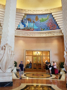 Inside of Atlantis