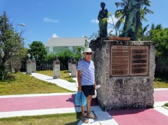 The Loyalist Memorial Sculpture Garden