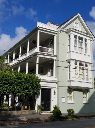 "Charleston's ""Single"" house"